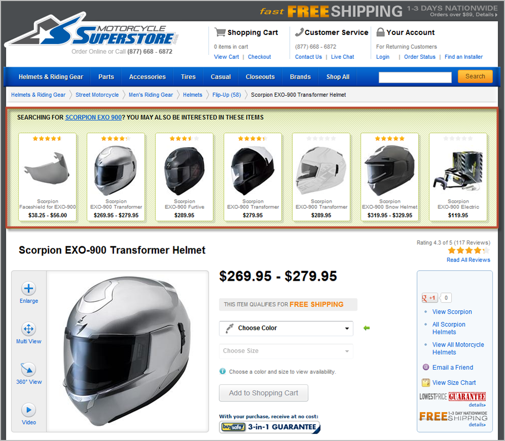 motorcycle superstore - MBOS
