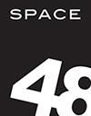 Space 48 logo_black