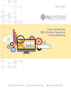 Ecommerce SEO ebook | SLI Systems