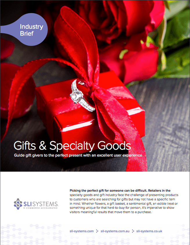 Gifts and Specialty Goods White Paper