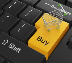ecommerce sales buy button