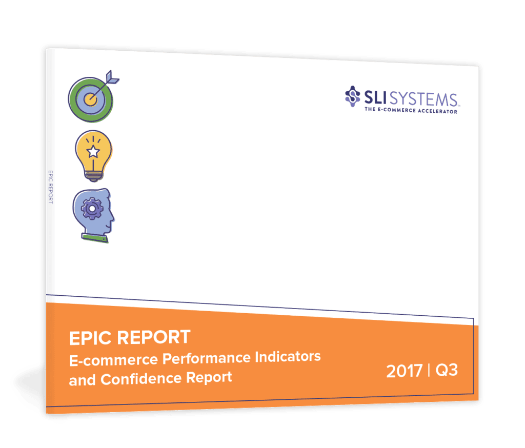 Ecommerce Research - SLI Systems EPIC Report Q3 2017