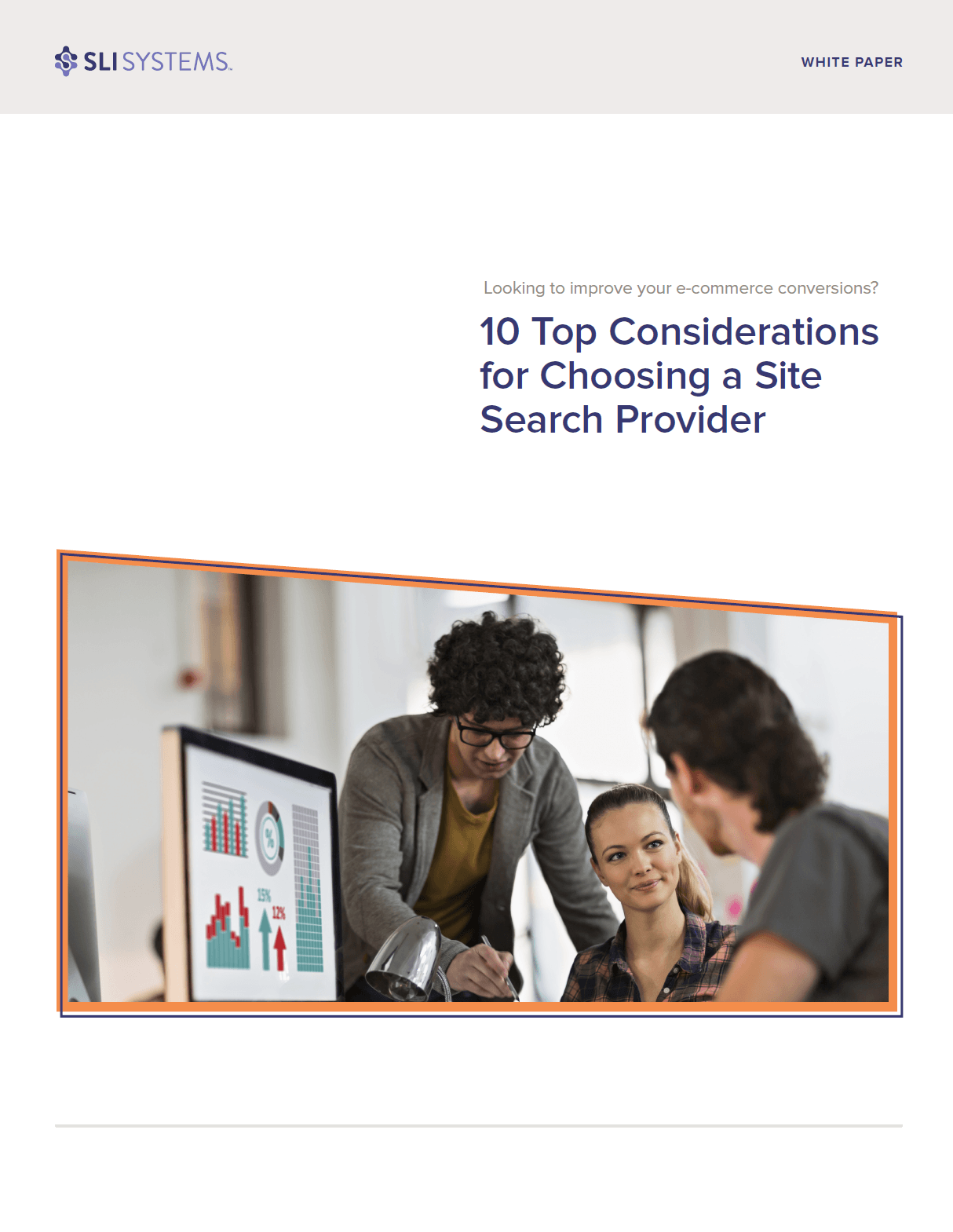 How to Choose a Site Search Software Provider White Paper