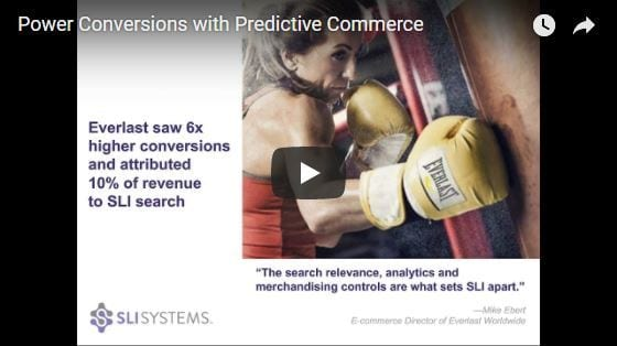 Predictive Commerce Webinar - SLI Systems with Bob Angus and Shaun Ryan