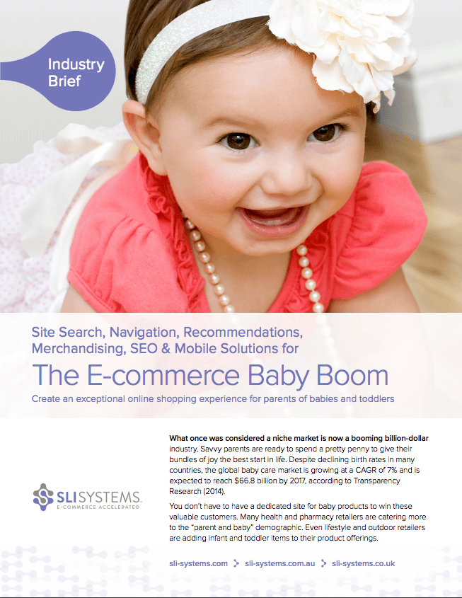 Babies Industry Brief